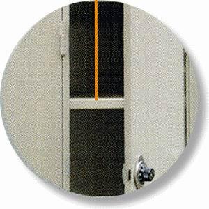 Lockers armarios y roperos met licos bash - Accesorios para armarios roperos ...