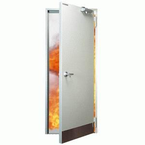 Seguridad for Puertas contra incendios